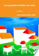 Les grandes familles de mots 3e édition