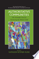 Authoritative Communities