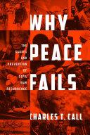 Why Peace Fails