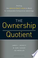 The Ownership Quotient