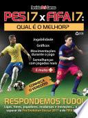PES 17 x FIFA 17   Revista Pr   Games Ed 05
