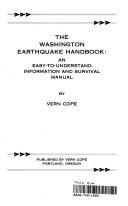 The Washington earthquake handbook