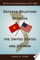 Defense Relations Between the United States and Vietnam