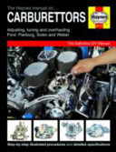 Haynes Book On Carburettors