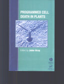 Programmed Cell Death In Plants book