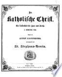 """""""Der"""" katholische Christ"""