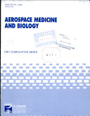Aerospace Medicine and Biology