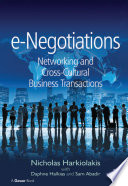 E-Negotiations