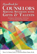 Handbook for Counselors Serving Students with Gifts   Talents