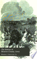 The History of Monroe County, Iowa
