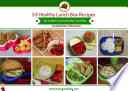 53 Healthy Lunch Box Recipes for Babies,Toddlers and Kids