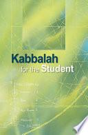 Kabbalah for the Student