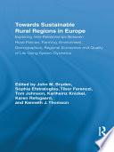 Towards Sustainable Rural Regions in Europe