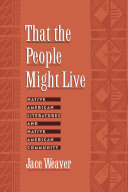 That the People Might Live