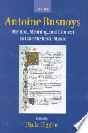 Antoine Busnoys