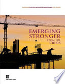 Emerging Stronger from the Crisis