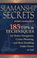 Seamanship Secrets Book