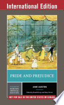 Pride and Prejudice  Fourth Edition   Norton Critical Editions