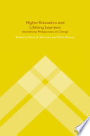 Higher Education And Lifelong Learning