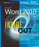 Microsoft Office Word 2010 Inside Out