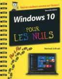 Windows 10 pas    pas pour les Nuls  2e