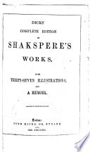Dicks  Complete Edition of Shakespeare s Works