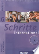Schritte international  Kursbuch Arbeitsbuch  Con CD Audio  Per le Scuole superiori