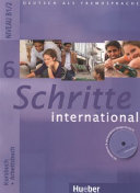 Schritte international. Kursbuch-Arbeitsbuch. Con CD Audio. Per le Scuole superiori