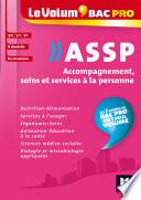 ASSP   Le Volum BAC PRO