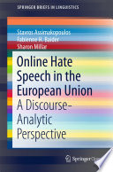 Online Hate Speech in the European Union