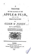 Ebook A Treatise on the Culture of the Apple & Pear Epub Thomas Andrew Knight Apps Read Mobile