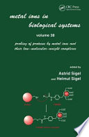 Metal Ions in Biological Systems