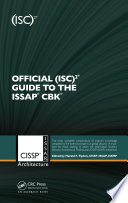 Official  ISC 2   Guide to the ISSAP   CBK