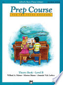 Alfred s Basic Piano Prep Course  Universal Edition Theory Book B