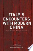 Italy   s Encounters with Modern China