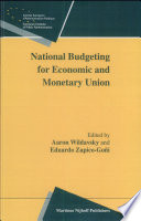 National Budgeting for Economic and Monetary Union