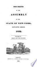 Documents of the Assembly of the States of New york