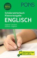 Pons Sch Lerw Rterbuch Klausurausgabe Englisch