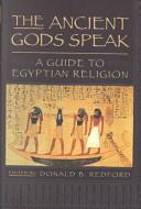 The Ancient Gods Speak
