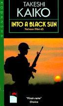 Into a Black Sun Book PDF