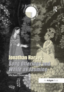 download ebook jonathan harvey: song offerings and white as jasmine pdf epub