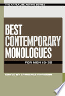 Best Contemporary Monologues for Men 18 35