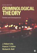 Bundle  Lilly  Criminological Theory 6e   Beaver  The Nurture Versus Biosocial Debate in Criminology