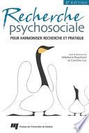 Recherche psychosociale