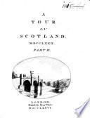 A Tour in Scotland Pdf/ePub eBook