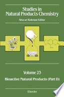 Bioactive Natural Products (Part D) Promoting Numerous Aspects Of Scientific Advancement