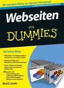 Webseiten f  r Dummies