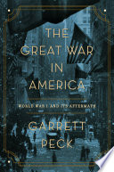 The Great War in America  World War I and Its Aftermath Book PDF