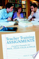 Teacher Training Assignments  Complete Examples for PGCE  PTLLS  CTLLS    DTLLS