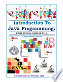 Introduction to Java Programming  Comprehensive Version 2014 2015